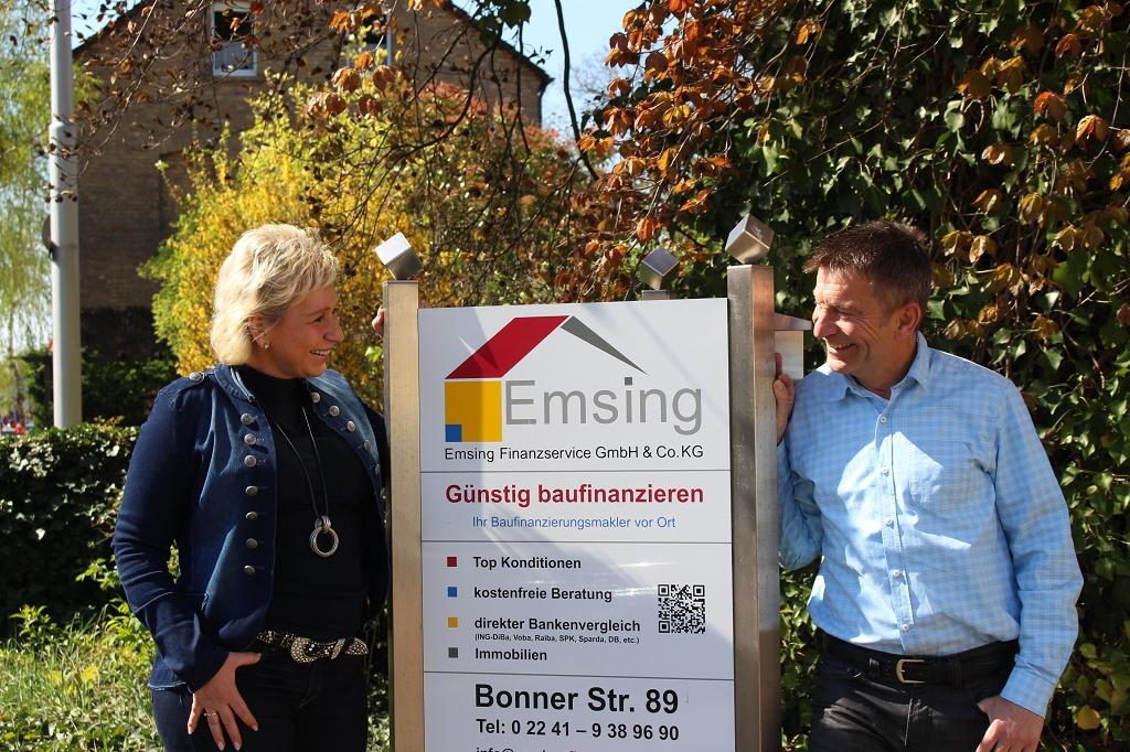 Emsing Finanzservice-Sankt Augustin-Baufinanzierung Bonn-Baufinanzierungsvermittler Sankt Augustin
